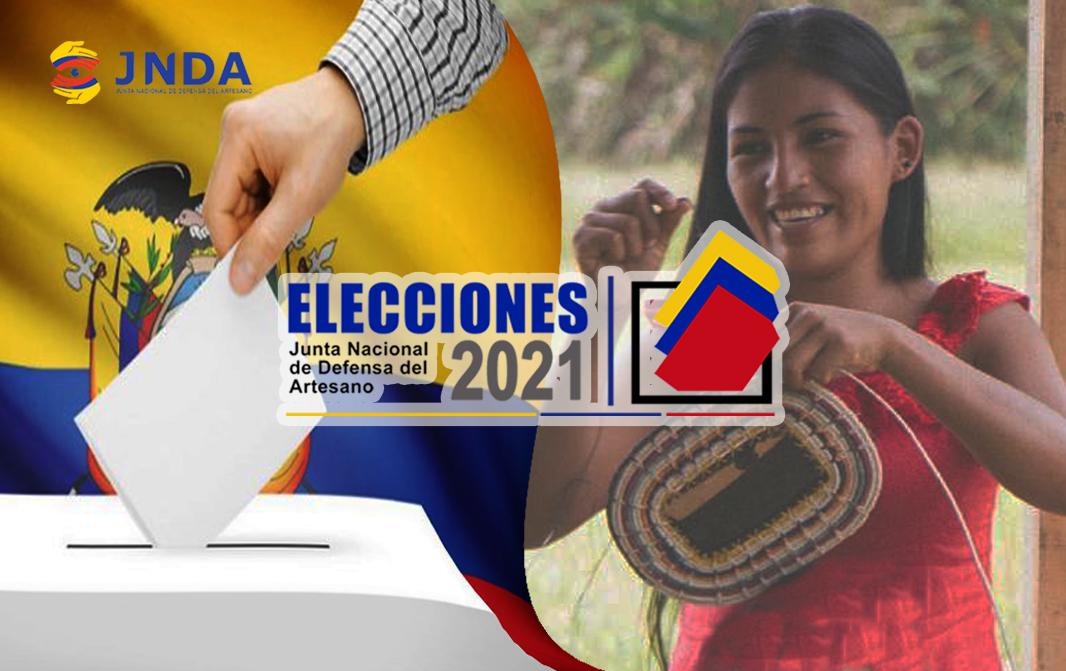 Elecciones JNDA 2021
